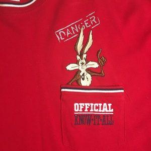 Warner brothers tshirt